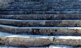 Ruins At Knossos Crete Greece Stock Image