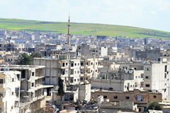 Ruins of Kobane Royalty Free Stock Images
