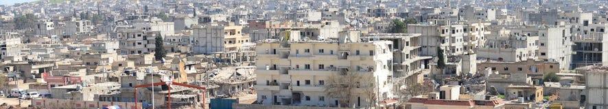 Ruins of Kobane Royalty Free Stock Images