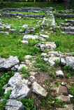 Ruins in Kotor Stock Photos