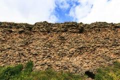 Ruins  in the   Krevo, Belarus. Royalty Free Stock Photos