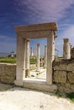 The Ruins of Laodicea a city of the Roman Empire in modern-day , Turkey,Pamukkale. Royalty Free Stock Photo