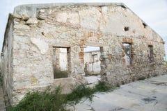 Ruins Llobregat Delta Stock Images