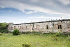 Ruins Llobregat Stock Photography