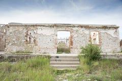 Ruins Llobregat Delta Royalty Free Stock Image