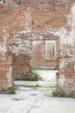 Ruins Llobregat Delta Royalty Free Stock Photos