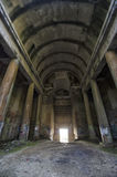 The ruins of the Mausoleum of Ciano Royalty Free Stock Images