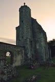 Ruins of medieval tower,  Baconsthorpe castle, Norfolk, England, United Kingdom Stock Image