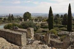 Ruins of Medina Az Zahara, Cordoba Stock Photography