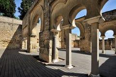The ruins Medina Azahara, Cordoba, Spain Stock Photos