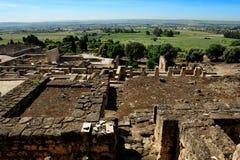 The ruins Medina Azahara, Cordoba, Spain Royalty Free Stock Images