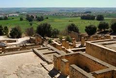Ruins, Medina Azahara, Spain. Stock Photo