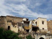 Ruins. Meknes city Muslims ruins in hboul Stock Photos