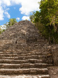 Ruins in Mexico Royalty Free Stock Photo