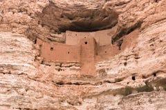 Ruins of Montezuma Castle Stock Images