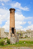 Ruins of Mosque Royalty Free Stock Images