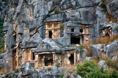 Ruins of Myra Royalty Free Stock Photography