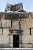 Ruins in Northern Necropolis of Hierapoli, Denizli, Turkey Royalty Free Stock Photo