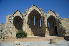 Free Ruins Of An Ancient Church Royalty Free Stock Images - 16813279