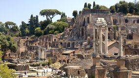 Free Ruins Of Ancient Civilization To This Day They Do Stock Images - 16605664