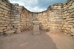 Free Ruins Of Ancient Greek Colony Khersones Royalty Free Stock Photography - 25971097