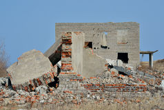 Free Ruins Of Building 3 Stock Image - 25438101