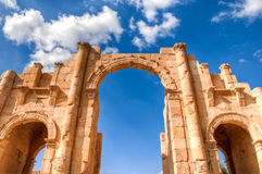 Free Ruins Of Jerash Royalty Free Stock Photography - 12546437