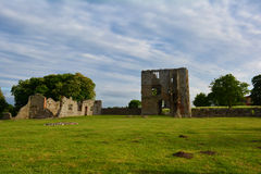 Ruins Of Medieval Castle, Baconsthorpe Castle, Norfolk, United Kingdom Royalty Free Stock Image