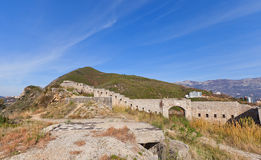 Free Ruins Of Mogren Fort (1860) Near Budva Stock Images - 67488844