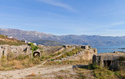 Free Ruins Of Mogren Fort (1860) Near Budva Stock Photos - 67519713