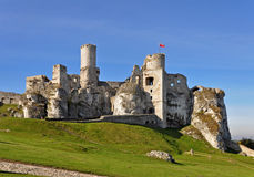 Free Ruins Of The Castle Zamek Ogrodzieniec, Poland Stock Images - 34188504