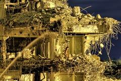 Post apocalypse royalty free stock photos