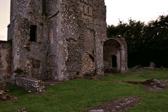 Ruins of old Baconsthorpe castle, Norfolk, England, United Kingdom Royalty Free Stock Photography