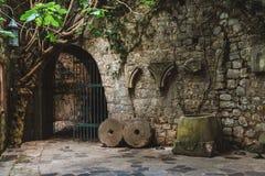 Ruins of Old Bar, Montenegro Royalty Free Stock Photo
