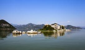 Ruins. Montenegro Royalty Free Stock Image
