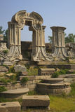 Ruins in the Old Summer Palace Royalty Free Stock Photography