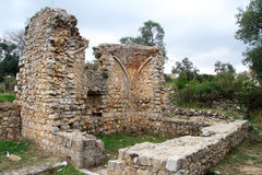 Ruins near Milas Royalty Free Stock Photos