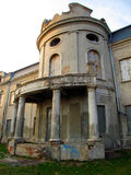 The ruins of the palace in Nowe Miasto nad Pilica Royalty Free Stock Photography
