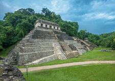 Ruins of Palenque, Mexico Royalty Free Stock Image