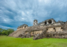 Ruins of Palenque, Mexico Royalty Free Stock Photos