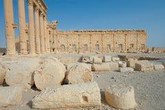 Ruins of Palmira Stock Photography