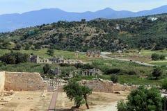 Ruins in Patara Royalty Free Stock Image