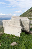 Ruins of Pergamon, Turkey Stock Photo