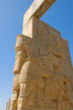 Ruins of Persepolis Stock Photo