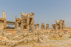Ruins of Persepolis Royalty Free Stock Photography