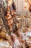 Ruins of Petra Stock Photo
