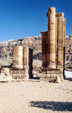 Ruins of Petra Royalty Free Stock Images