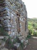 Ruins of Pillkukayna royalty free stock images