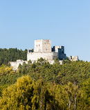 Ruins of Rabi Castle Royalty Free Stock Photo