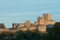 Ruins of Rabi castle Stock Photo
